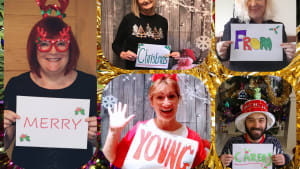 It's Beginning to Look a Lot Like Christmas for the Young Carer Service