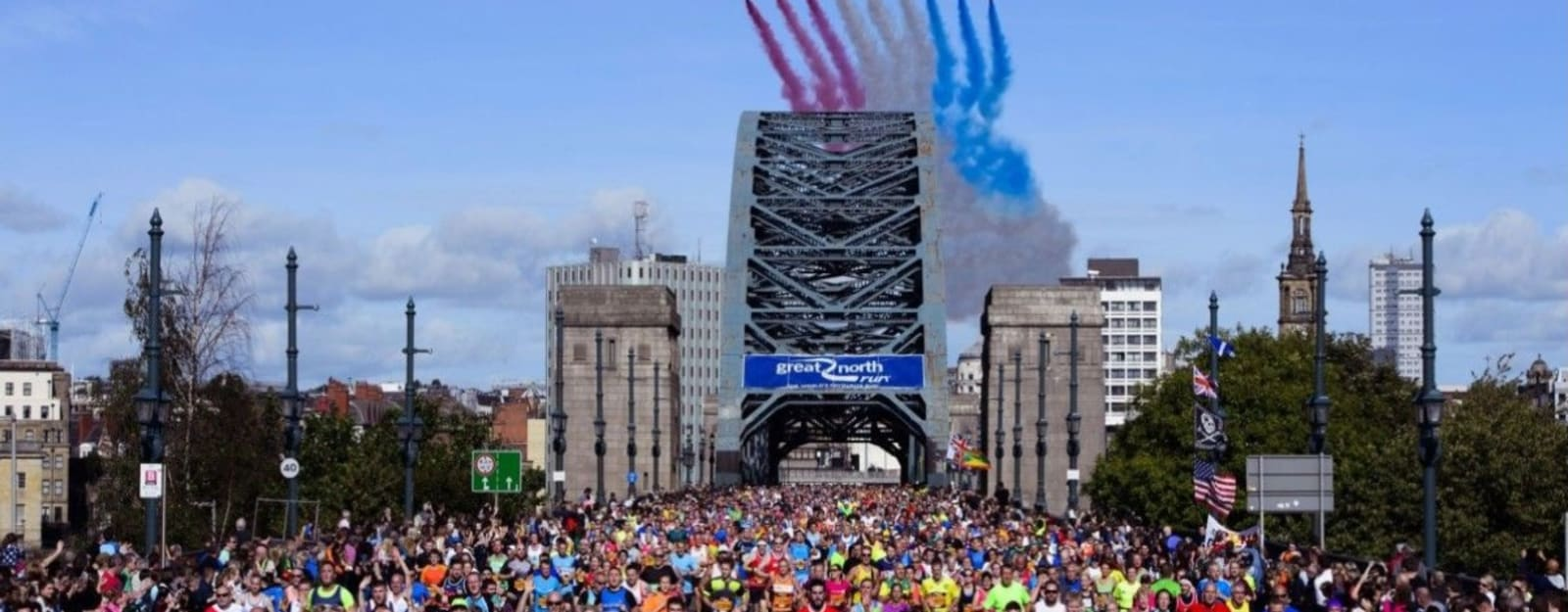 Ant's Almost Great North Run fundraising for Carers Trust Tyne and Wear