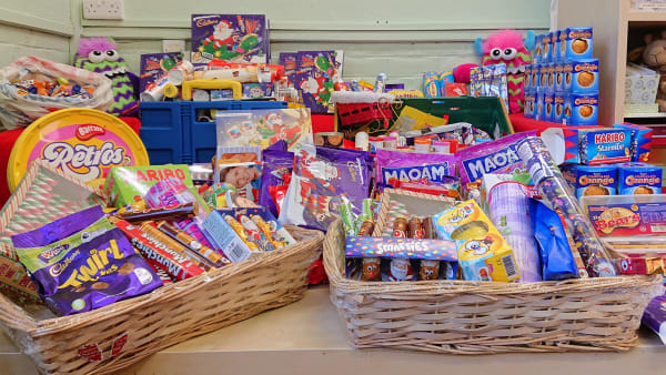 Young Carers Sweet Treat Appeal